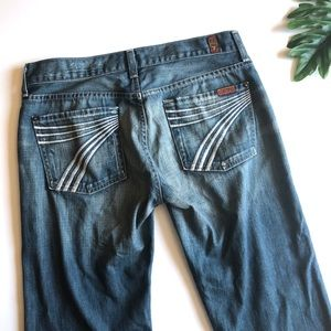 7 For All Mankind Dojo jeans • size 29